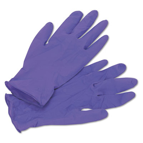 Kimberly-Clark Professional* PURPLE NITRILE Exam Gloves, Medium, Purple, 100/Box (KCC 55082)