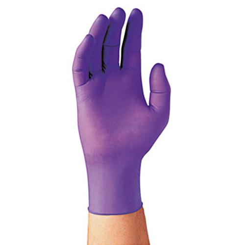 Kimberly-Clark Professional* PURPLE NITRILE Exam Gloves  242 mm Length  Small  Purple  100 Box (KCC 55081)