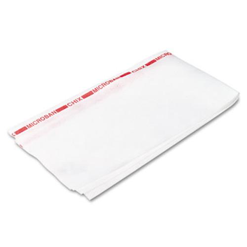 Chix Reusable Food Service Towels  Fabric  13 x 24  White  150 Carton (CHI 8250)