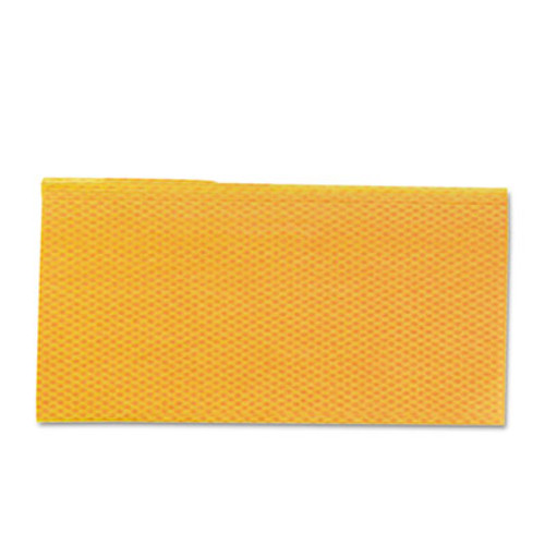 Chix Stretch 'n Dust Cloths  23 1 4 x 24  Orange Yellow  20 Bag  5 Bags Carton (CHI 0416)