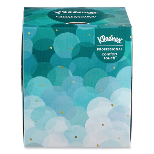 Kleenex Boutique White Facial Tissue  2-Ply  Pop-Up Box  95 Sheets Box (KCC 21270)