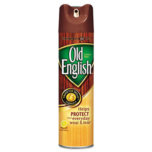 OLD ENGLISH Furniture Polish  12 5oz Aerosol  12 Carton (REC 74035)