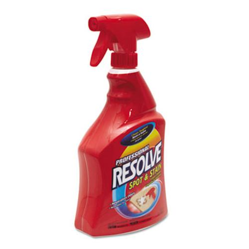 Professional RESOLVE Carpet Cleaner  32oz Spray Bottles  12 Carton (REC 97402)