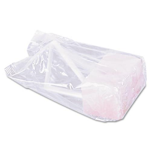 Boardwalk Toilet Bowl Para Deodorizer Block  Cherry  4oz  144 Carton (KRY B04)