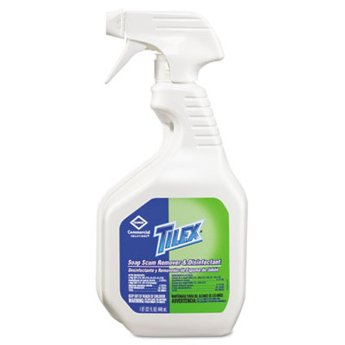 Tilex Soap Scum Remover and Disinfectant  32 oz Smart Tube Spray (CLO 35604)