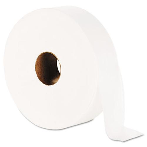 Windsoft Jumbo Roll Bath Tissue  Septic Safe  1 Ply  White  3 4  x 4000 ft  6 Rolls Carton (WIN 201)
