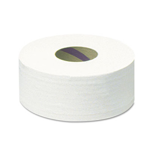 Scott Essential JRT Extra Long Bathroom Tissue  Septic Safe  2-Ply  White  2000 ft  6 Rolls Carton (KCC 07827)