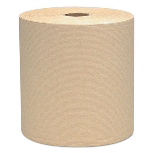 Scott Essential Hard Roll Towels  1 5  Core  8 x 800ft  Natural  12 Rolls Carton (KCC 04142)