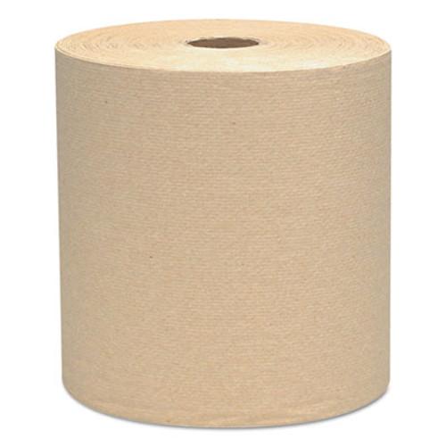 Scott Essential Hard Roll Towels  1 5  Core  8 x 800ft  Natural  12 Rolls Carton (KCC 04142)