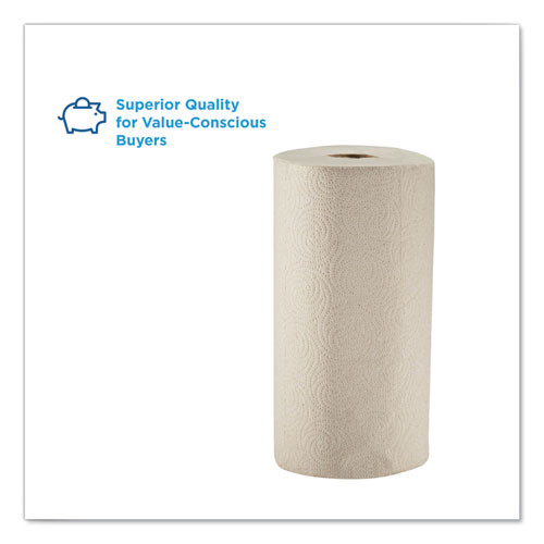 Georgia Pacific Professional Pacific Blue Basic Perforated Paper Towel  11 x 8 4 5  Brown  250 Roll  12 RL CT (GPC 282-90)