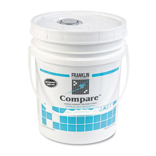 Franklin Cleaning Technology Compare Floor Cleaner, 5gal Pail (FRK F216026)