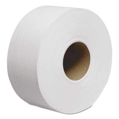 Scott Essential JRT Jumbo Roll Bathroom Tissue  Septic Safe  2-Ply  White  1000 ft  4 Rolls Carton (KCC 03148)