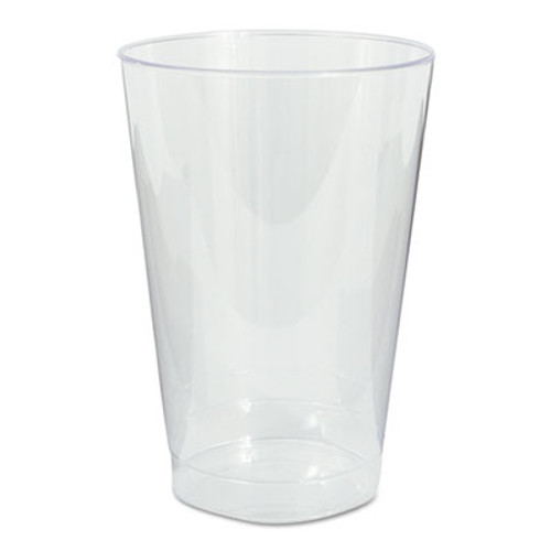 WNA Plastic Tumblers, Cold Drink, Clear, 12 oz., 500/Case (WNA T12)