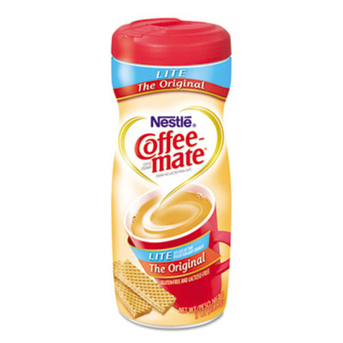 Coffee mate Original Lite Powdered Creamer  11oz Canister (NES74185)
