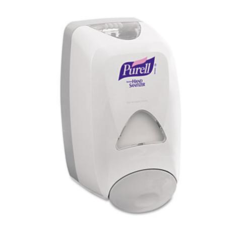 PURELL FMX-12 Foam Hand Sanitizer Dispenser For 1200 mL Refill  6 6  x 5 13  x 11   White (GOJ 5120-06)