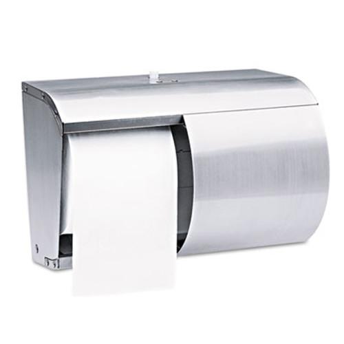 Scott Pro Coreless SRB Tissue Dispenser  7 1 10 x 10 1 10 x 6 2 5  Stainless Steel (KCC 09606)