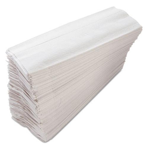 Morcon Tissue Morsoft C-Fold Paper Towels  11 x 10 13  White  200 Towels Pack  12 Packs Carton  2 400 Towels Carton (MOR C122)