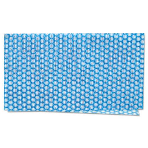 Chix Tough Towels  13 1 4 x 24  Blue White  150 Carton (CHI 0312)