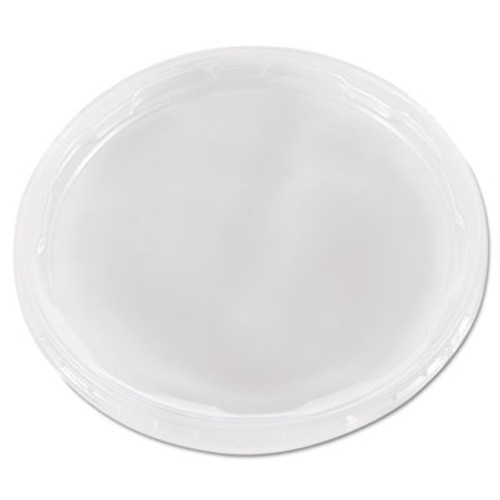 WNA Plug-Style Deli Container Lids  Clear  50 Pack  10 Pack Carton (WNA APCTRLID)