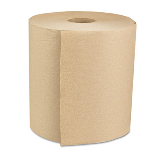Boardwalk Boardwalk Green Universal Roll Towels  Natural  8 x800ft  6 Rolls Carton (BWK 16GREEN)
