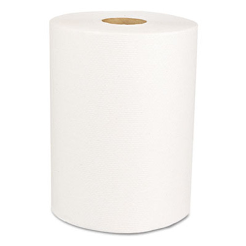 "Boardwalk Boardwalk Green Universal Roll Towels, Natural White, 8""x425ft, 12 Rolls/Carton (BWK 15GREEN)"