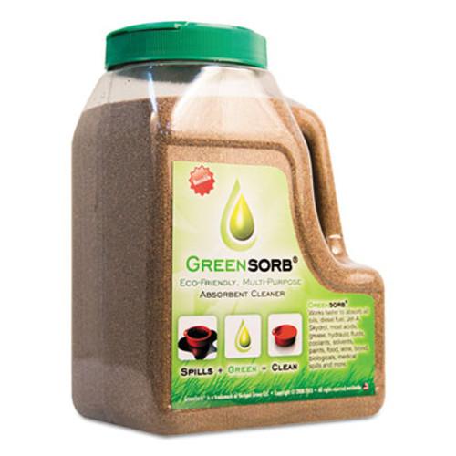 GreenSorb Eco-Friendly Sorbent  Clay  4 lb Shaker Bottle (BCGGS4)
