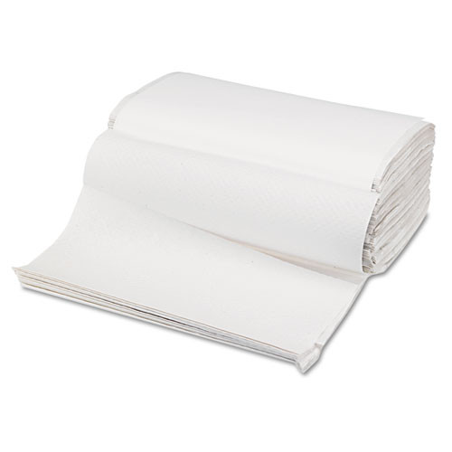 Boardwalk Singlefold Paper Towels  White  9 x 9 9 20  250 Pack  16 Packs Carton (BWK 6212)