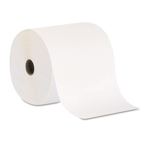 Georgia Pacific Professional Pacific Blue Basic Nonperf Paper Towel Rolls  7 7 8 x 800 ft  White  6 Rolls CT (GPC 266-01)