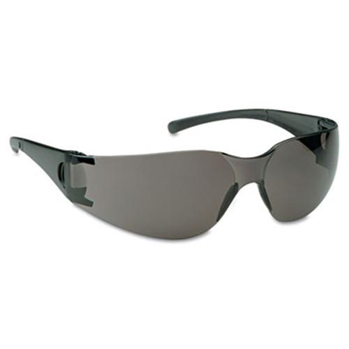 KleenGuard Element Safety Glasses  Black Frame  Smoke Lens (KCC 25631)