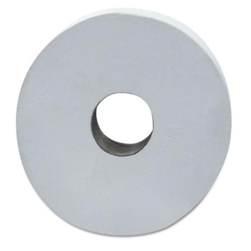 "Atlas Paper Mills Green Heritage JRT Bath Tissue, 2-Ply, 12"" dia, White, 2000ft, 6/Carton (APM730GREEN)"