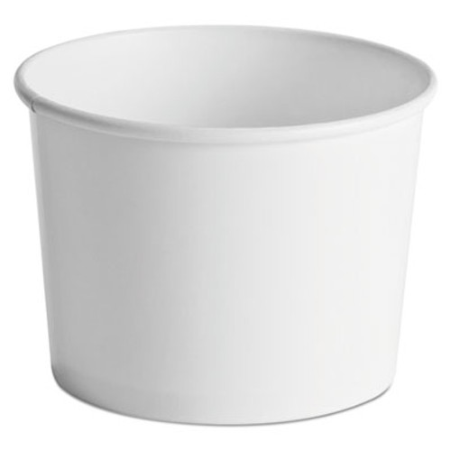 Chinet Paper Food Containers  64oz  White  25 Pack  10 Packs Carton (HUH 60164)