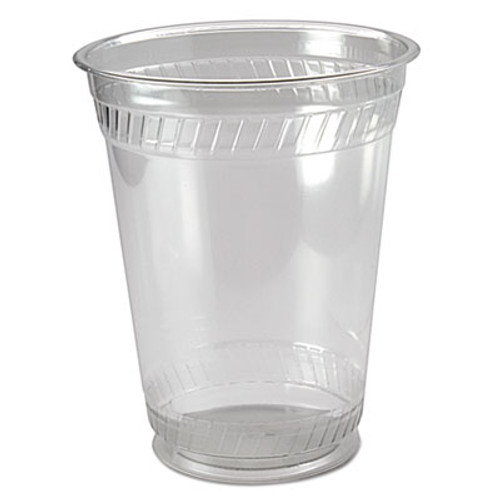Fabri-Kal Greenware Cold Drink Cups  16oz  Clear  50 Sleeve  20 Sleeves Carton (FAB GC16S)