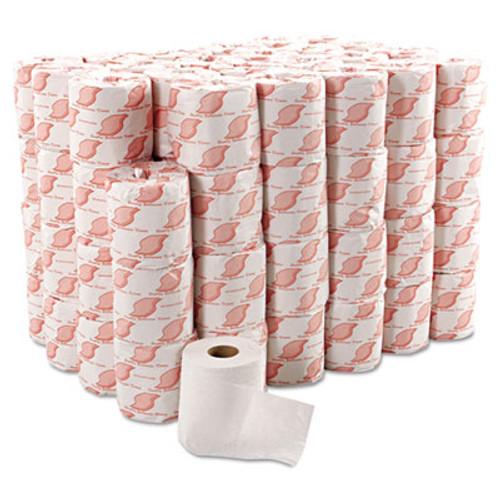 GEN Standard Bath Tissue  Septic Safe  2-Ply  White  4 5 x 3 5  500 Sheets Roll (GEN 1900)