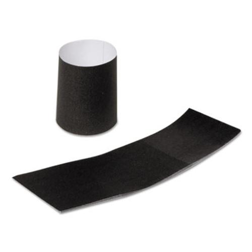 AmerCareRoyal Napkin Bands  Paper  Black  1 1 2   4000 Carton (RPP RNB4MBK)