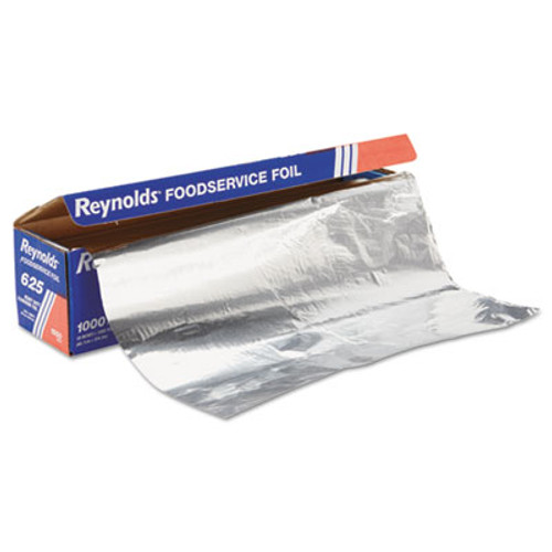 Reynolds Wrap Heavy Duty Aluminum Foil Roll  18  x 1000 ft  Silver (REY 625)