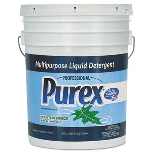 Purex Liquid Laundry Detergent  Mountain Breeze  5 gal  Pail (DIA 06354)