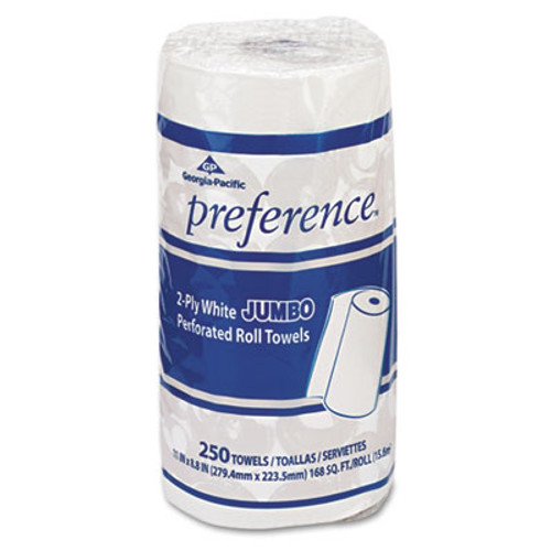 Georgia Pacific Professional Pacific Blue Select Perforated Paper Towel  8 4 5x11  White  250 Roll  12 RL CT (GPC 277)