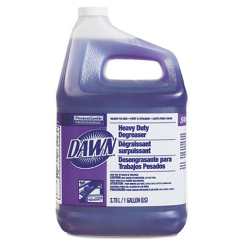 Dawn Professional Heavy Duty Degreaser, 1 Gallon, 3 Bottles/Carton (PGC 04852)