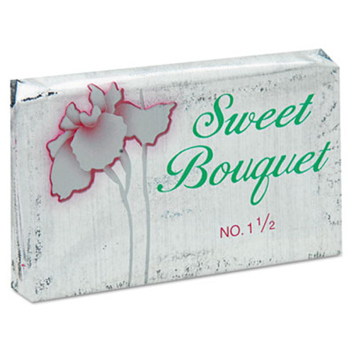 Boardwalk Face and Body Soap  Paper Wrapped  Floral Fragrance    3 Soap Bar  144 Carton (SBO NO3SOAP)