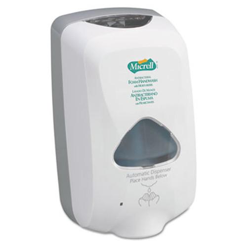 GOJO TFX Soap Dispenser, 1200mL, 6w x 4d x 10-1/2h, Dove Gray (GOJ 2750-12)
