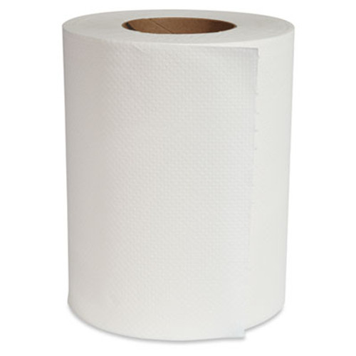 "Boardwalk Center-Pull Hand Towels, 2-Ply, Perforated, 7 7/8"" x 10"", 360/Roll, 6 Rolls/Ctn (BWK 6405)"