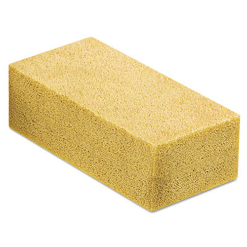"Unger Fixi-Clamp Sponge, 8 x 3 in, 2"" Thick, Orange (UNG SP01)"