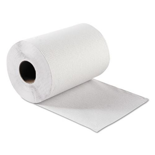 GEN Hardwound Roll Towels  White  8  x 300 ft  12 Rolls Carton (GEN 1803)