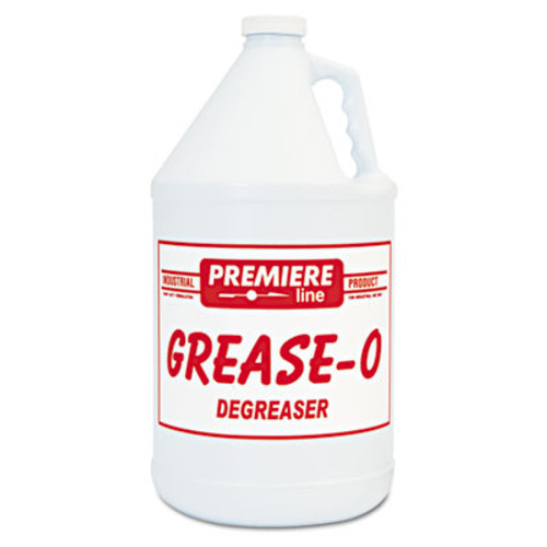 Kess Premier grease-o Extra-Strength Degreaser, 1gal, Bottle, 4/Carton (KES GREASE-O)