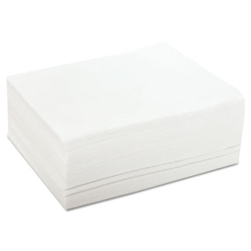 Chicopee VeraClean Critical Cleaning Wipes  Smooth Texture  1 4 Fold  12 x 13  White  50 Pack  20 Packs Carton (CHI 8785)
