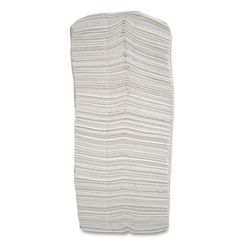 Morcon Tissue Morsoft Dispenser Napkins  1-Ply  6 x 13 5  White  500 Pack  20 Packs Carton (MOR D20500)
