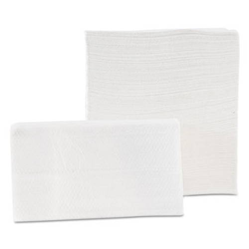 Morcon Tissue Morsoft Dispenser Napkins  1-Ply  6 x 13 5  White  500 Pack  20 Packs Carton (MOR D20500)
