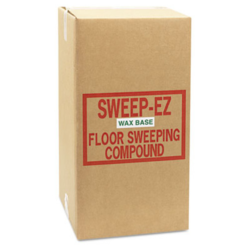 Sorb-All Wax-Based Sweeping Compound  50lbs  Box (SOR 50WAX)