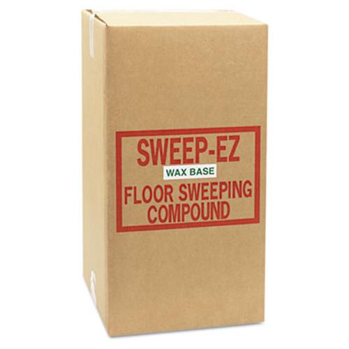 Sorb-All Wax-Based Sweeping Compound  50lbs  Box (SOR 50WAX)