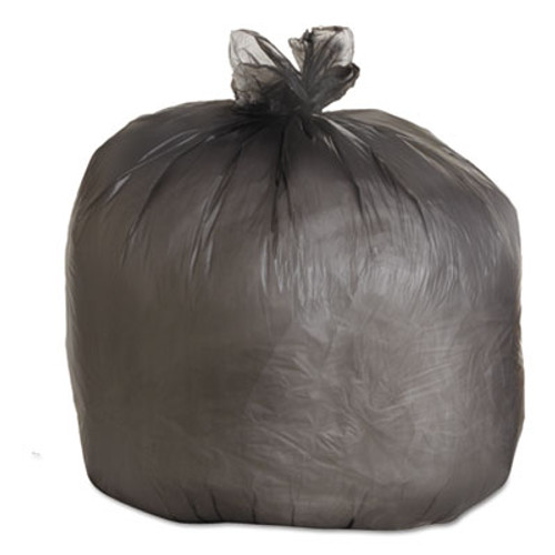 Boardwalk High-Density Can Liner, 40x46, 40-45gal, 19mic Equiv., Black, 25 Bag/RL, 6 RL/CT (BWK 404622BLK)